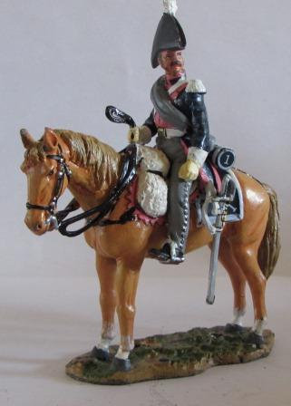 TROOPER DUTCH CARABINIERS 1815
