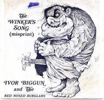 IVOR BIGGUN THE WINKER'S SONG