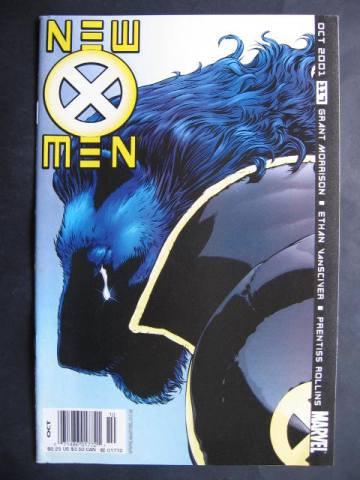 X-MEN COMIC 117