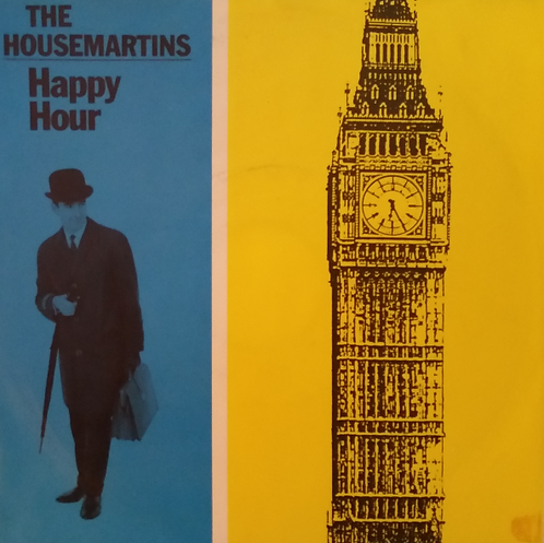 THE HOUSEMARTINS HAPPY HOUR