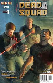 DEAD SQUAD ISSUE 1