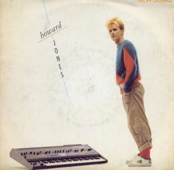 HOWARD JONES NEW SONG