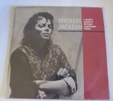 MICHAEL JACKSON I JUST CANT STOP LOVING YOU DUTCH