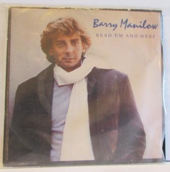 BARRY MANILOW READ EM AND WEEP