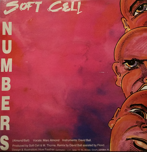 SOFT CELL NUMBERS