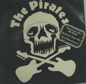 THE PIRATES SWEET LOVE ON MY MIND