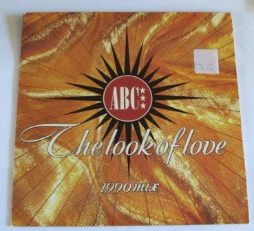 ABC THE LOOK OF LOVE 1990 MIX