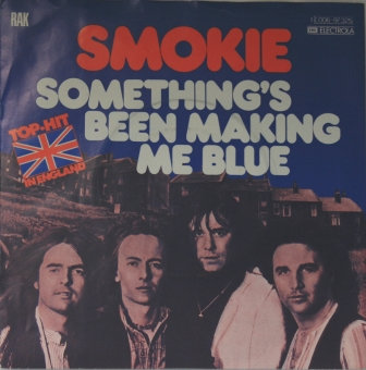 SMOKIE SOMETHINGS BEEN MAKING ME BLUE IMPORT ISSUE