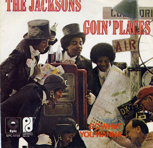 THE JACKSONS GOING PLACES DUTCH