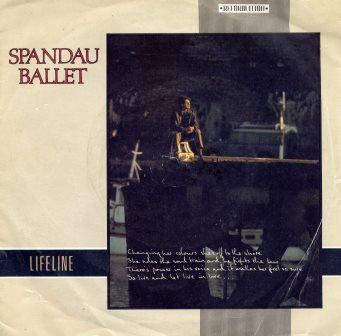 SPANDAU BALLET LIFELINE