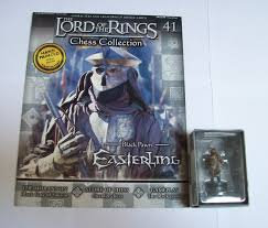 LORD OF THE RINGS CHESS PIECE EASTERLING 41