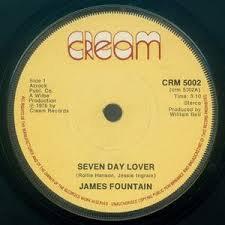 james fountain seven day lover