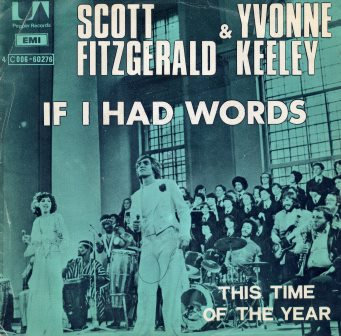SCOTT FITZGERALD YVONNE KEELEY  IF I HAD WORDS