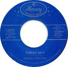 JOHNNY PRESTON RUNNING BEAR