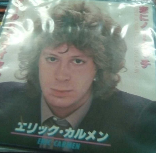 ERIC CARMEN ALL BY MYSELF JAPANESE