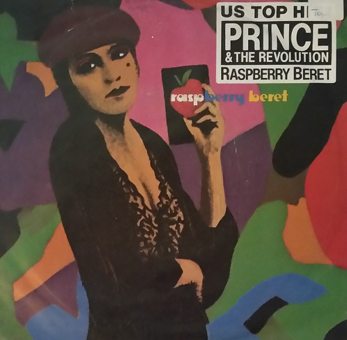 PRINCE AND THE REVOLUTION RASPBERRY BERET IMPORT