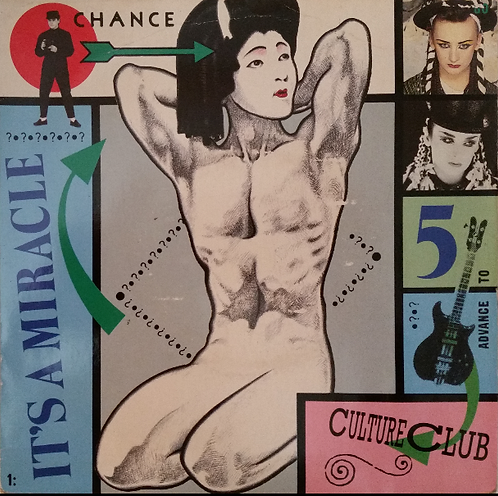 CULTURE CLUB IT'S A MIRACLE