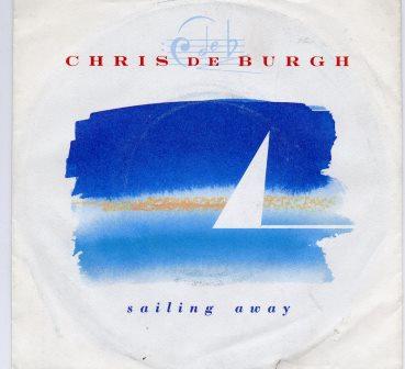 CHRIS DE-BURGH SAILING AWAY