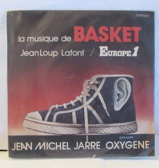 JEAN MICHEL JARRE OXYGENE IMPORT