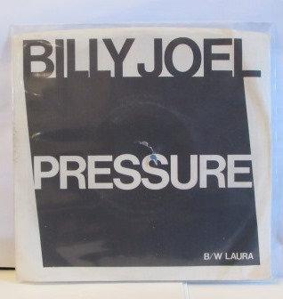 BILLY JOEL PRESSURE  IMPORT