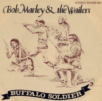 BOB MARLEY BUFFALOW SOLIDER