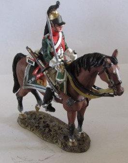 ITALIAN DRAGOON 1810