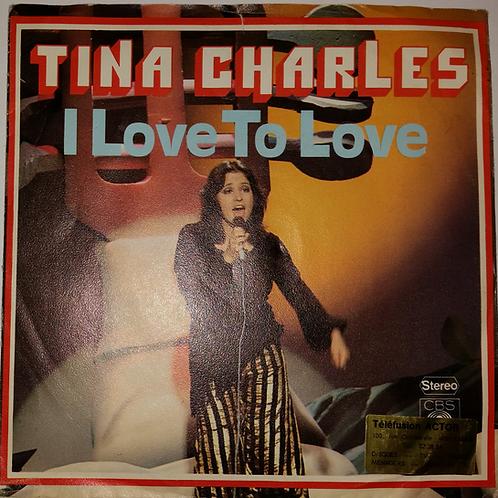 TINA CHARLES I LOVE TO LOVE
