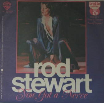 ROD STEWART you're in my heart  IMPORT ISSUE