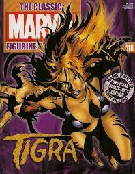 MARVEL FIGURINE COMIC ISSUE 118