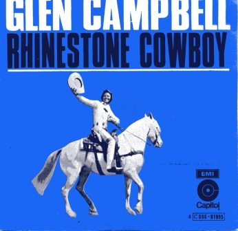 GLEN CAMPBELL RHINESTONE COWBOY