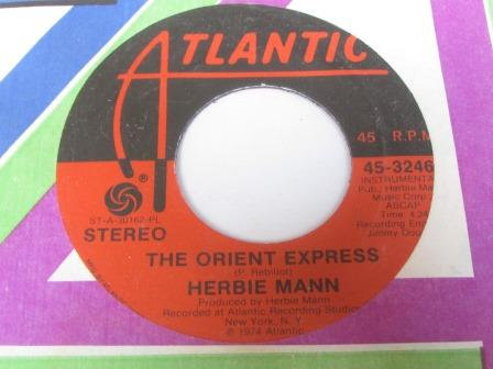HERBIE MANN THE ORIENT EXPRESS
