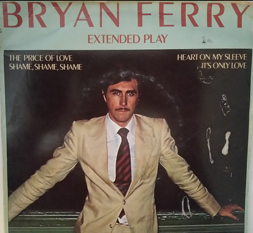 BRYAN FERRY THE PRICE OF LOVE