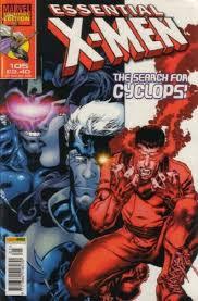 ESSENTIAL X-MEN COMIC 105