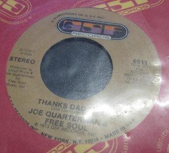 JOE QUARTERMAN THANKS MAN