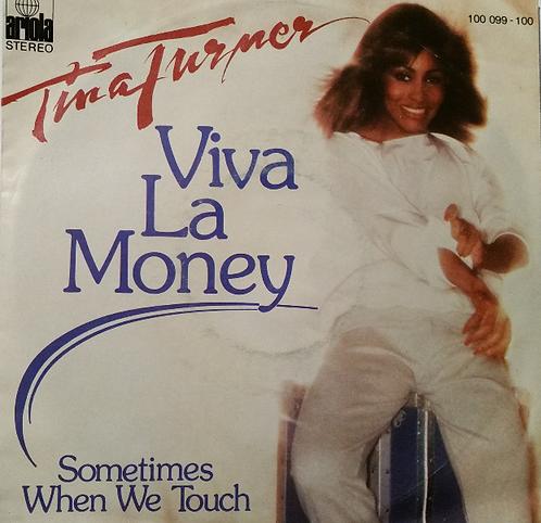 TINA TURNER VIVA LA MONEY