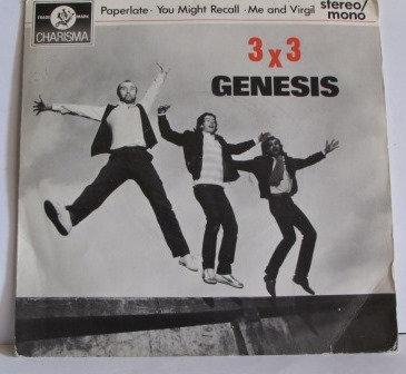 GENESIS 3 X 3