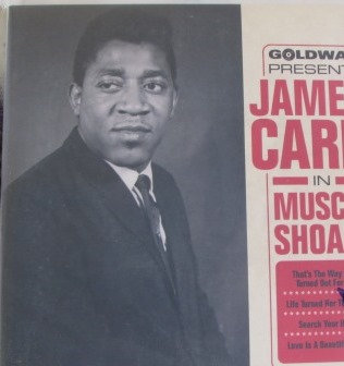 JAMES CARR MUSCLE SHALS EP