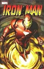 IRON MAN POSTER BOOK