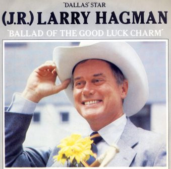 LARRY HAMAN BALLAD OF THE GOOD LUCK CHARM'