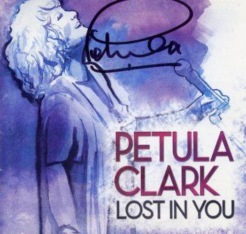 PETULA CLARK LOST IN YOU