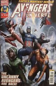 AVENGERS UNIVERSE 16