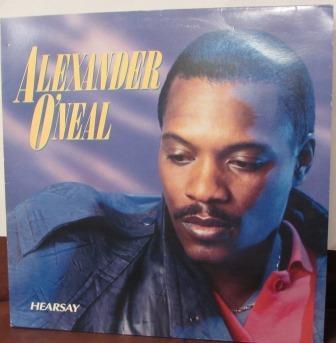 ALEXANDER O'NEAL HEARSAY LP