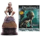 LORD OF THE RINGS CHESS PIECE GOLLUM 8