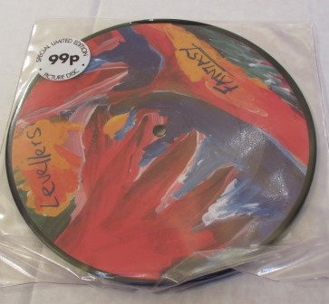 THE LEVELLERS FANTASY PICTURE DISC