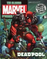 MARVEL FIGURINE COMIC ISSUE 56