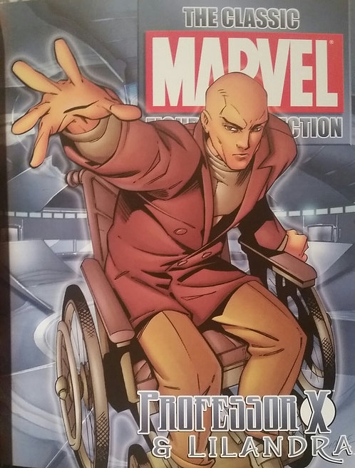 MARVEL FIGURINE COMIC PROFESSOR X