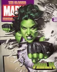 MARVEL FIGURINE COMIC ISSUE 38