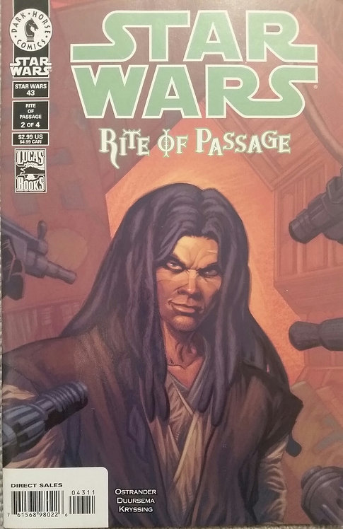 STAR WARS RISE OF PASSAGE 43
