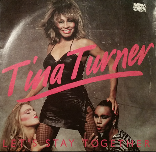TINA TURNER LET'S STAY TOGETHER