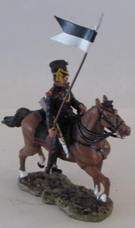 PRUSSIAN LEUTZOY UHLAN 1815